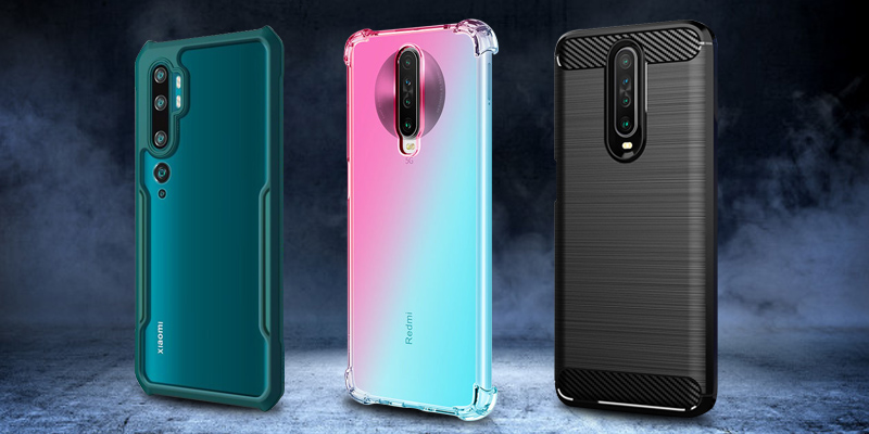 Back Covers for Xiaomi and Redmi Mobiles in 2020