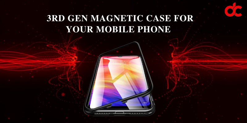 3rd Gen Magnetic case