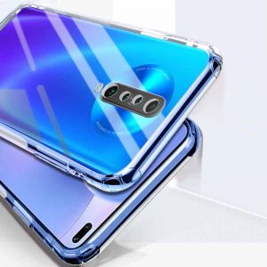 Poco X2 Anti-Slip Super-Clear Mobile Case