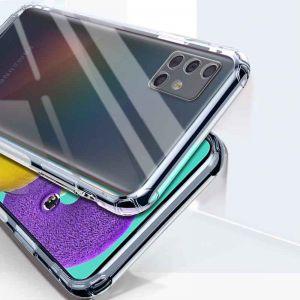Samsung Galaxy A51 AntiSlip Super-Clear Mobile Back Cover