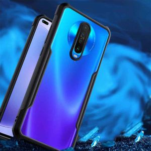 Poco X2 ShockProof Crystal Clear Back covers