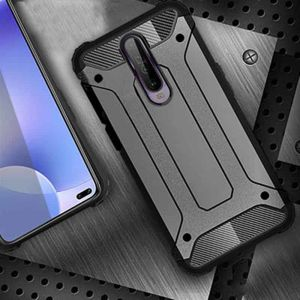 Poco X2 Tough Dual-Layer Back Case