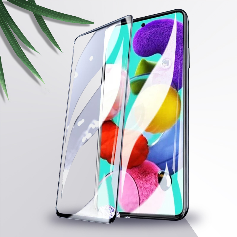 Note10 Lite REAL 5D Tempered Glass