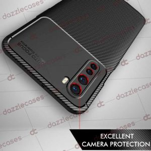OnePlus Nord Carbon Fiber Back Cover