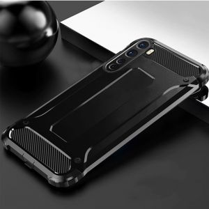 Back Case for OnePlus Nord Tough Dual-Layer Military Grade Armor