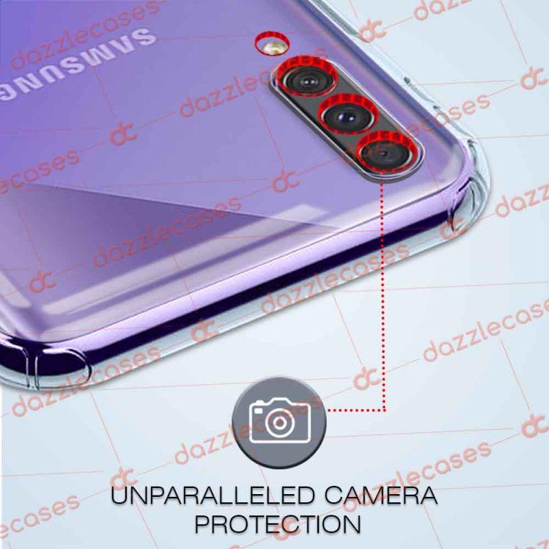 Samsung Galaxy A50s Camera Protection