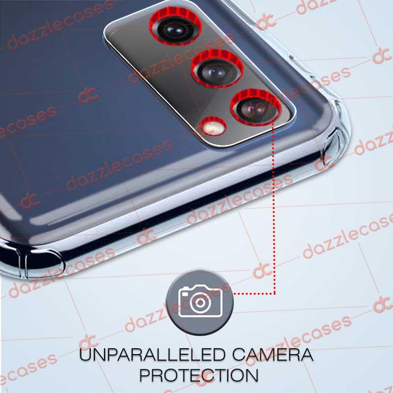Samsung Galaxy S20 FE Back Cases